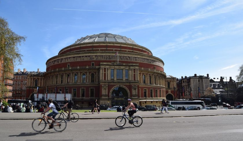 interesting facts about the Royal Albert Hall