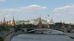 interesting facts about The Kremlin