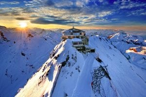 Interesting facts about the Alps