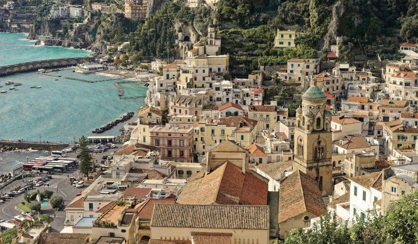 Facts about Amalfi Coast