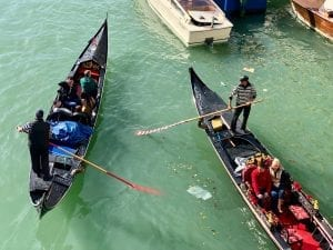 Facts about Venice Gondolas