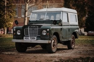 Land Rover Facts