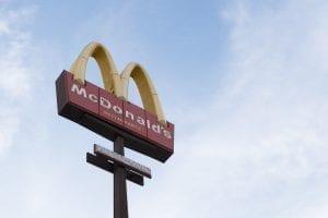 The Golden Arches McDonalds Logo