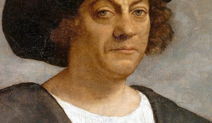 interesting facts about Christopher Colombus