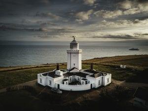 Dover light house