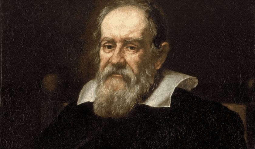 facts about Galileo