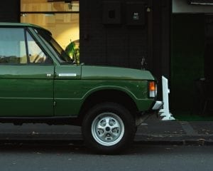facts about Land Rover Range Rover
