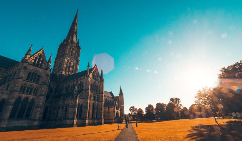 facts about Salisbury Cathedral