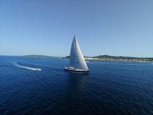 Cruising the Mediterranean Sea, Saint Tropez