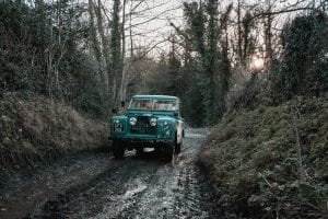 fun facts about Land Rover