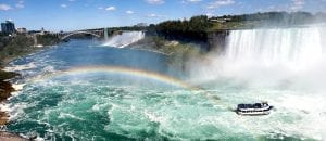fun facts about Niagara Falls