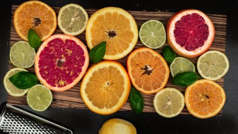 nutrition facts about fruit