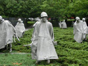 Vietnam War Memorial, USA