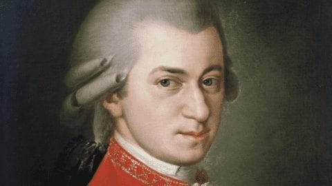 fun facts about mozart