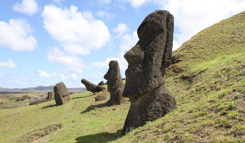 facts about easter island