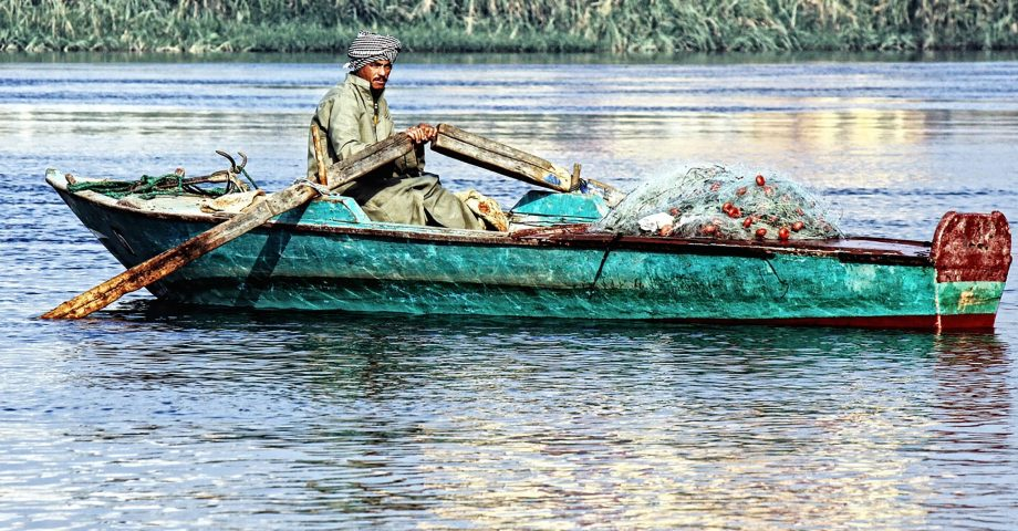 facts about the river Nile