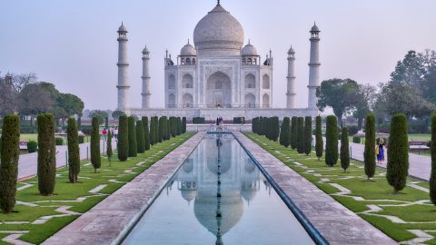 facts about the taj mahal