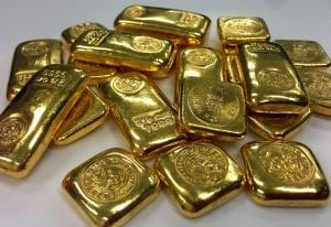 interesting facts about gold rush