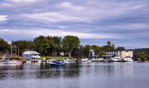 Winnipesaukee Lake, New Hampshire