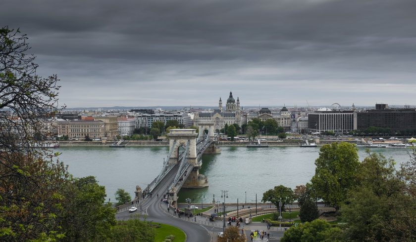 facts about River Danube