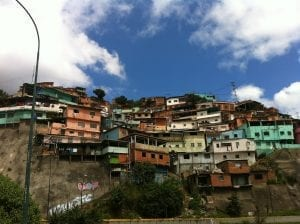 facts about caracas