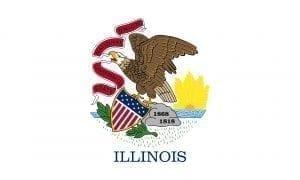 State Flag of Illinois