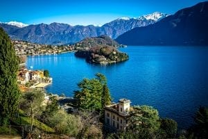 fun facts about Lake Como