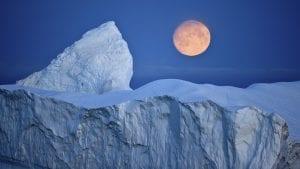 The Midnight Sun, Arctic