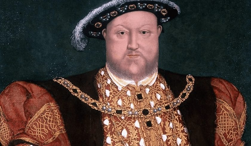interesting facts about King Henry 8th