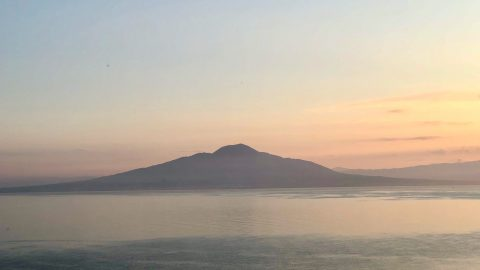 interesting facts about Mount Vesuvius
