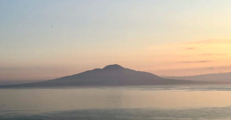interesting facts about Mount Vesuvius