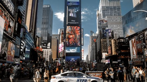 interesting facts about Times Square