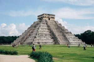 Chichén Itzá Pyramid in Mexico
