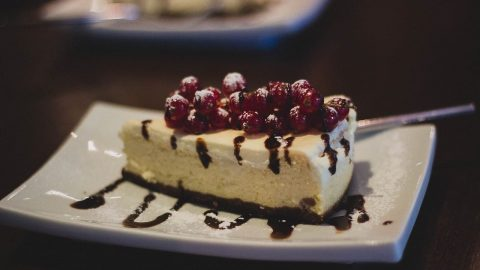 facts about cheesecake