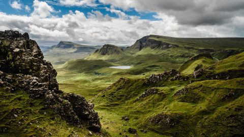 Facts about the Isle of Skye