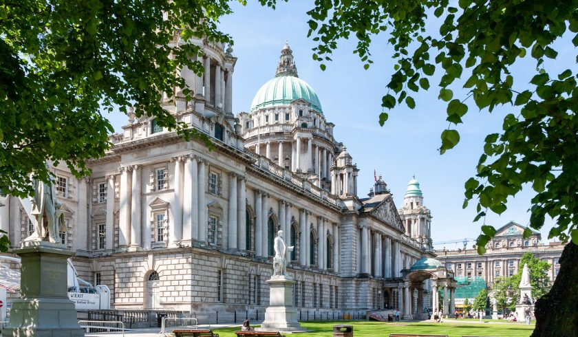 facts about Belfast