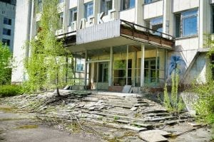facts about Chernobyl, Ukraine