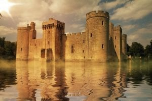 fun facts about castles