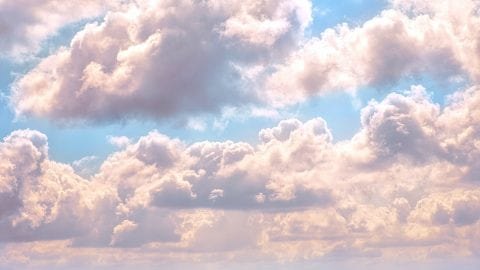 fun facts about clouds