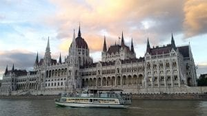 interesting facts about Danube River