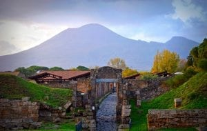 interesting facts about Vesuvius