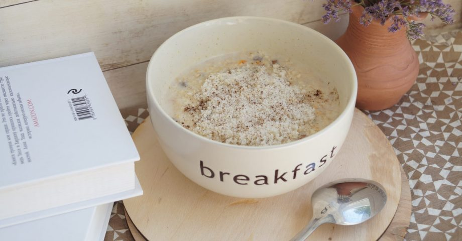 nutrition facts about oatmeal
