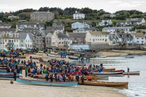 Gig Racing, Scilly Isles