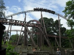 Alton Towers Fun Facts