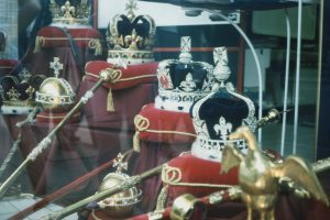 The British Monarch's Crown Jewels