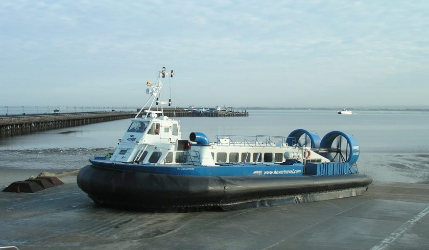 facts about hovercraft