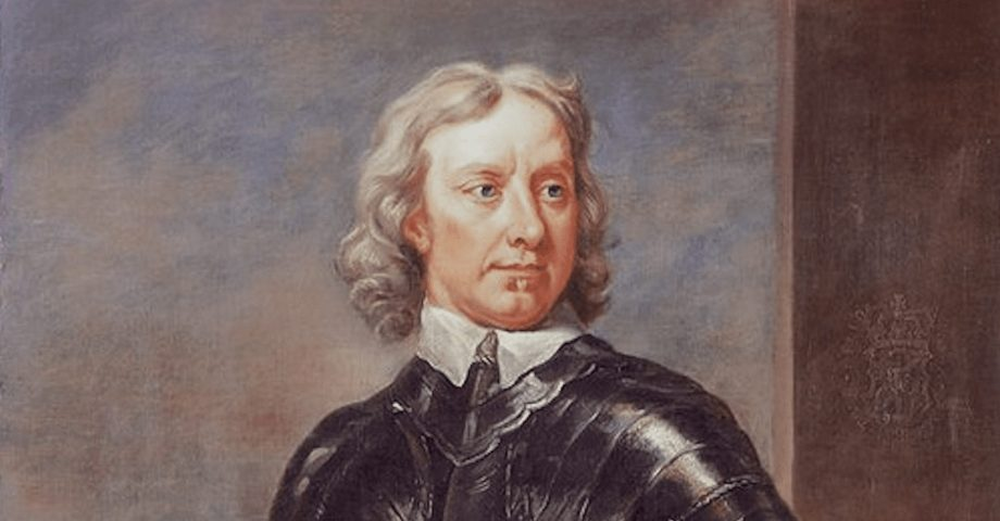 facts about oliver cromwell