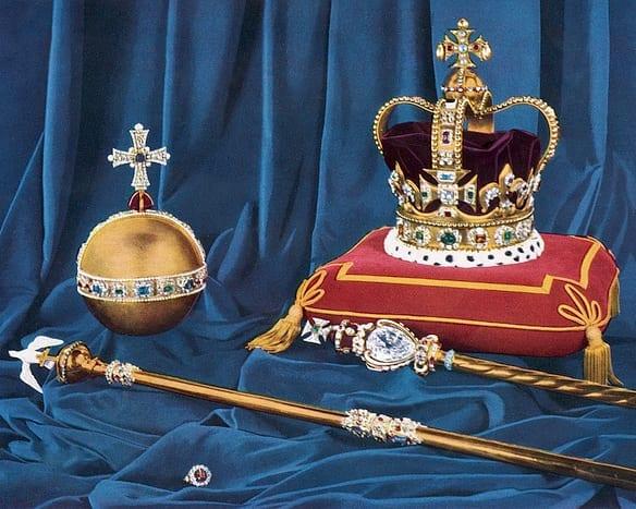The British Crown Jewels