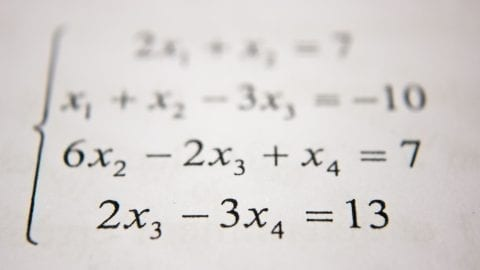 fun facts about maths