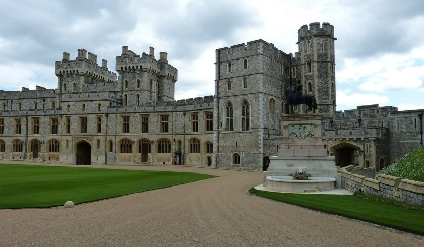 fun facts about windsor castle